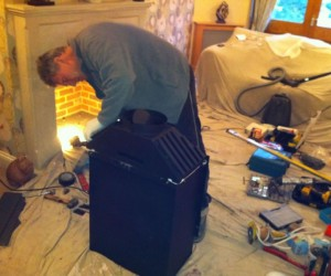 An-installation-underway