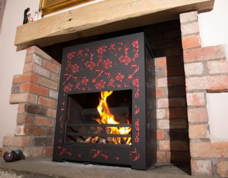 open fires heritage