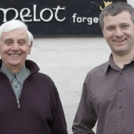 Camelot Founder Trevor Shaw & son Paul