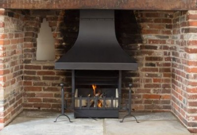 Camelot Thermovent in large Inglenook & Open Fire Design | Open Fireplaces | Wood Burning Open Fires