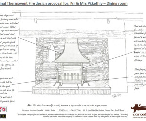 Open Fire Design project 1