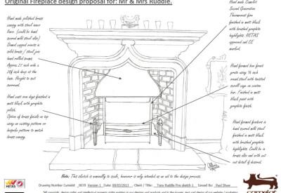 Open Fire Design project 2