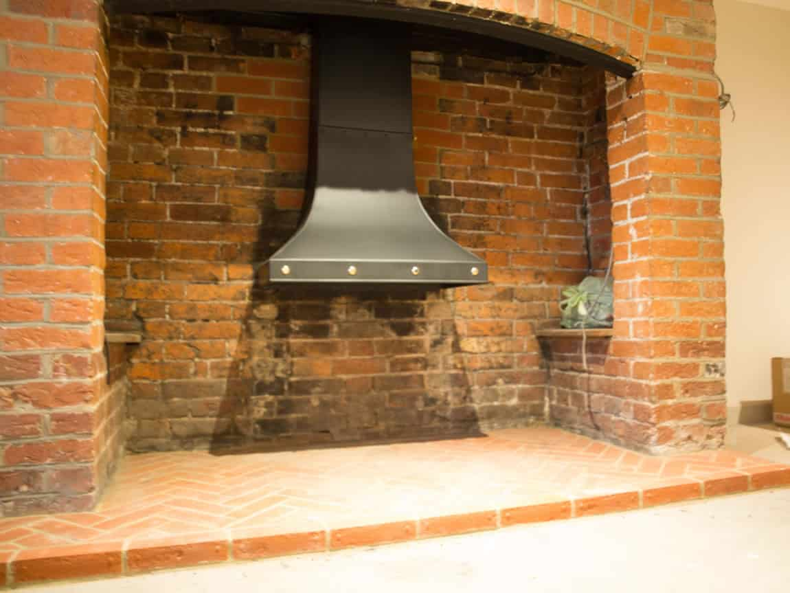 Fireplace Canopies