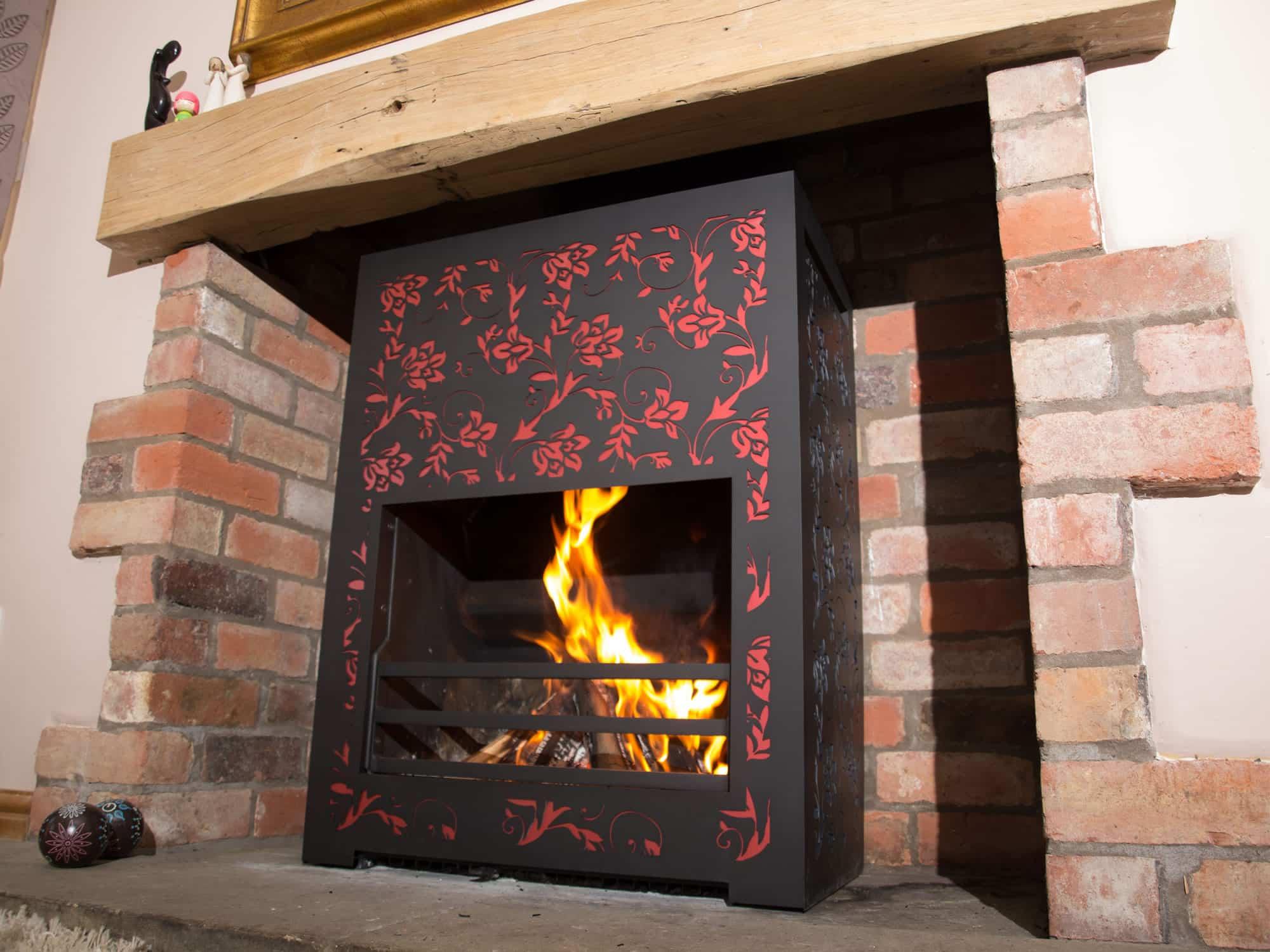 High Performance Open Fires