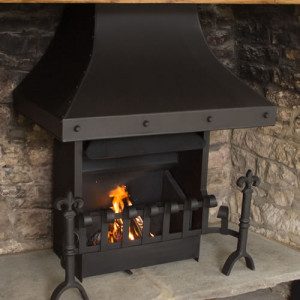 Handmade Fireplaces. Copper Canopy & Fireplace Canopy | Brass Fire Canopy | Fire Grates