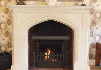 open fire design