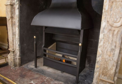 open fire design